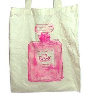 RAAK Amsterdam No 79 Fashion Canvas Tote Perfume